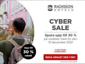 Upp till 30% Radisson Hotels rabattkod
