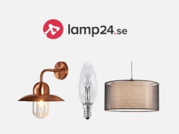Upp till 60% rabatt hos Lamp24